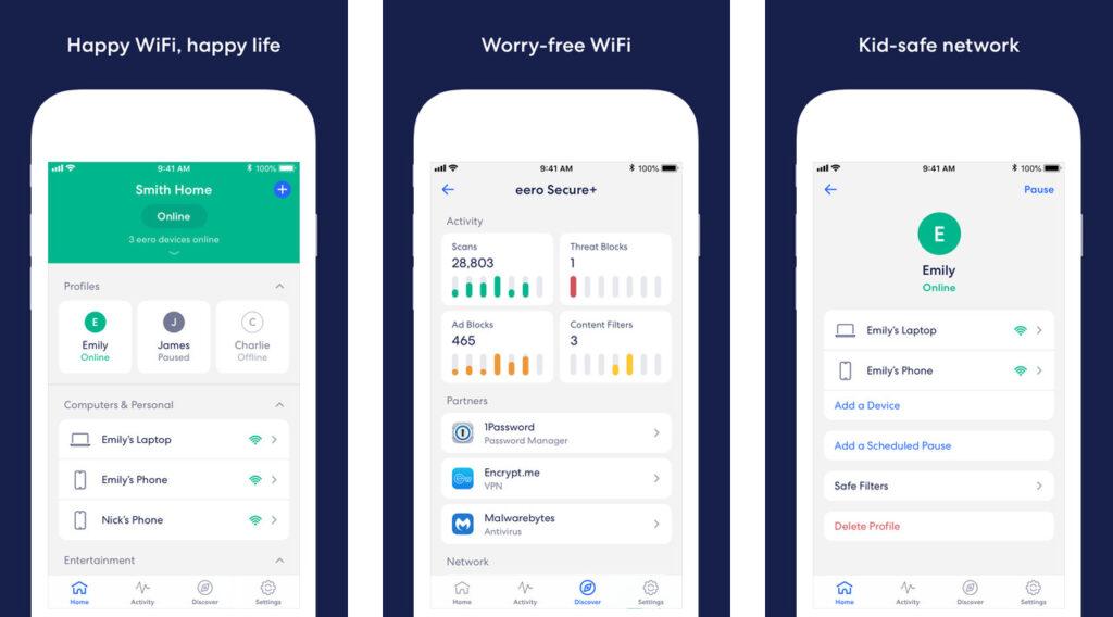 mesh network app